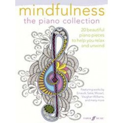 Mindfulness The Piano Collection (Piano Solo)