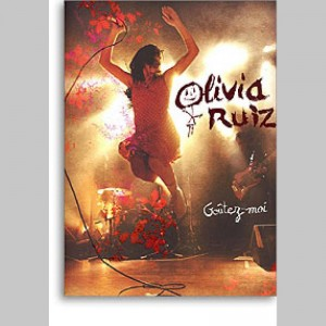 partition guitare olivia ruiz