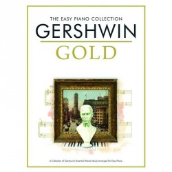 The Easy Piano Collection: Gershwin Gold - Partitions