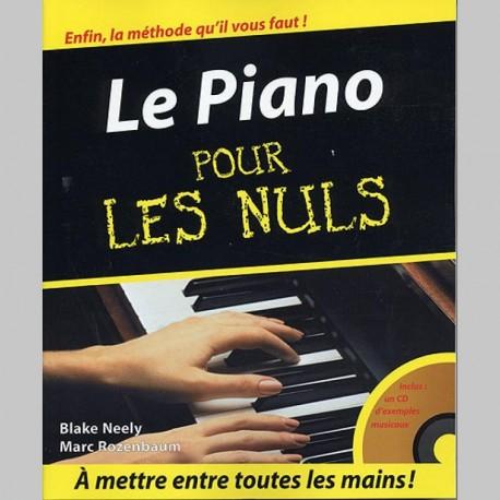 Le piano pour les nuls livre et cd - Le tarot pour les nuls ...