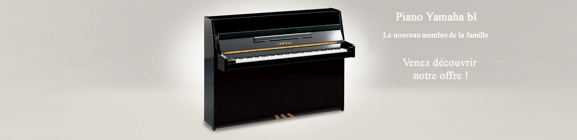 PIANO YAMAHA B1