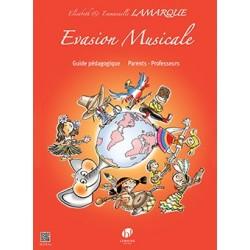 Evasion musicale - Guide pédagogique