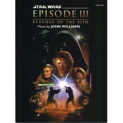 Star Wars Episode PIANO SOLO III Revenge Of The Sith Piano Solos
