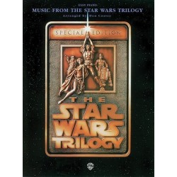 Star Wars Trilogy (Easy Piano)~ Oeuvre Instrumentale (Piano Solo)