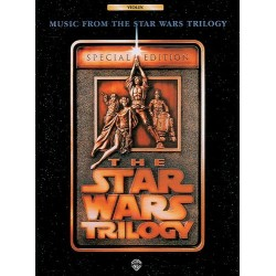 John Williams Arranged For Violin Music From The Star Wars Trilogy