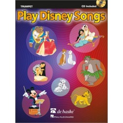 Play Disney Songs POUR TRUMPET
