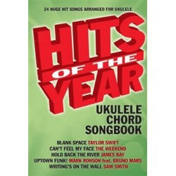 Hits Of The Year 2015 (Ukulele)