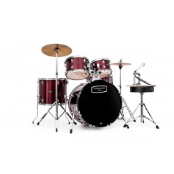 TORNADO BY MAPEX TND5044TCDR FUSION 20 WINE RED