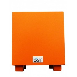 CAJON 30 CM ORANGE BAFF FUZEAU