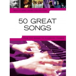 Really Easy Piano Collection 50 Great Songs