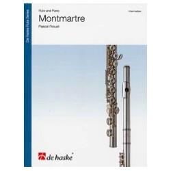 Pascal Proust Montmartre Partition Flûte et piano
