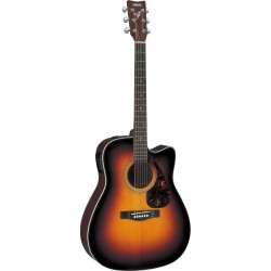 YAMAHA FX370C TBS TOBACCO BROWN SUNBURST