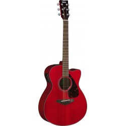 YAMAHA FSX800C RR RUBY RED