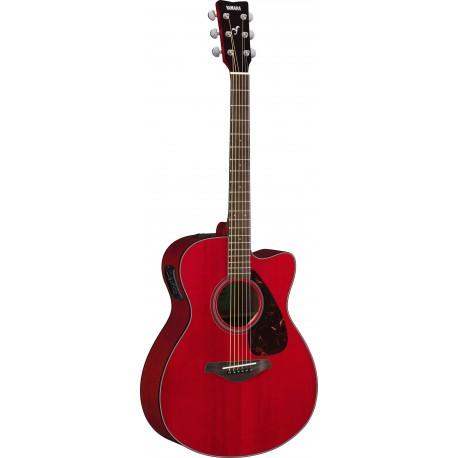 YAMAHA FSX800C RR RUBY RED