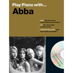 ABBA PLAY PIANO WITH