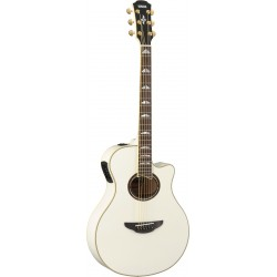 GUITARE ELECTRO-ACOUSTIQUE Yamaha APX1000 PEARL WHITE