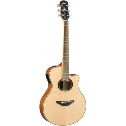 GUITARE ELECTRO-ACOUSTIQUE Yamaha APX700II NATURAL