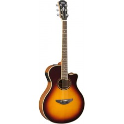 YAMAHA APX700II BS BROWN SUNBURST
