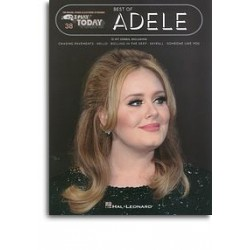 ADELE PLAY TODAY BEST OF EASY
