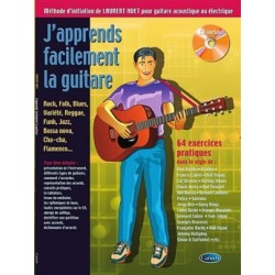 J APPRENDS FACILEMENT LA GUITARE