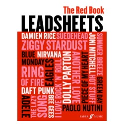 LEADSHEETS RED BOOK