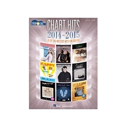 CHARTS 2014-2015 GUITARE VOCAL
