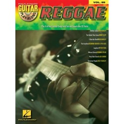 REGGAE GUITAR PLAY ALONG 89