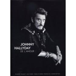 JOHNNY HALLYDAY DE L AMOUR