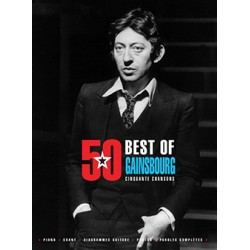 SERGE GAINSBOURG 50 BEST OF
