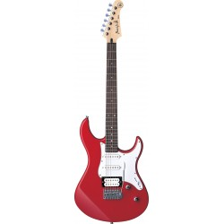 GUITARE ELECTRIQUE YAMAHA PACIFICA112V RASPBERRY RED
