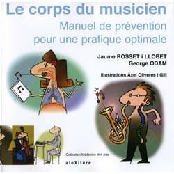 LE CORPS DU MUSICIEN ROSSET