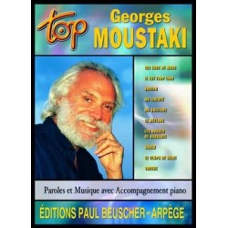 GEORGES MOUSTAKI TOP