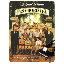 Les Choristes: Piano, Chant (Choeurs) Et Paroles - Partitions