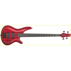 GUITARE BASSE IBANEZ SR300 CA ROUGE