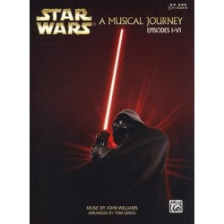 STAR WARS MUSICAL JOURNEY 5 FINGER