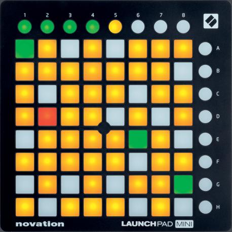 Novation - RNO LAUNCHPAD-MINI-MK2
