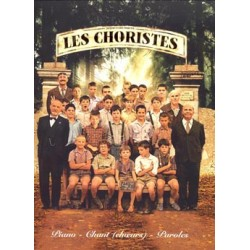 LES CHORISTES Piano, Chant (Choeurs) Et Paroles - Partitions