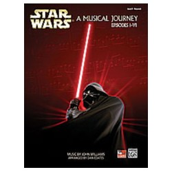 STAR WARS MUSICAL JOURNEY EASY PIANO