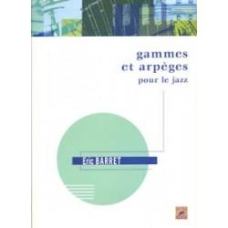 BARRET GAMMES ET ARPEGES