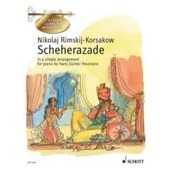 CLASSICAL MASTERPIECES RIMSKY KORSAKOV SCHEHERAZADE
