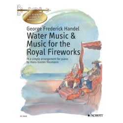 CLASSICAL MASTERPIECES HAENDEL MUSIC ROYAL FIREWORKS