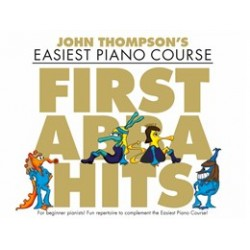 EASIEST PIANO COURSE FIRST ABBA HITS