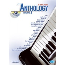 ANTHOLOGY PIANO 3