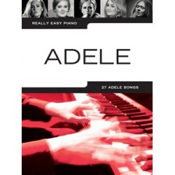 REALLY EASY ADELE PIANO
