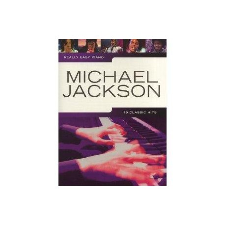 REALLY EASY MICHAEL JACKSON PIANO