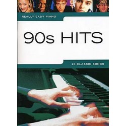 REALLY EASY 90S HITS PIANO