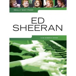 REALLY EASY ED SHEERAN PIANO