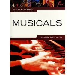 REALLY EASY MUSICALS PIANO