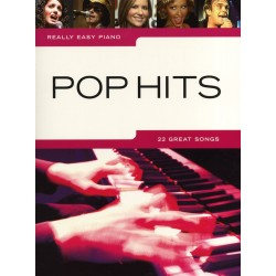 REALLY EASY POP HITS PIANO