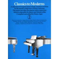 CLASSICS TO MODERN 2